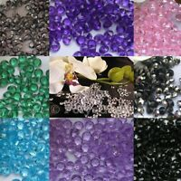 4.5MM WEDDING  TABLE DECORATION SCATTER CRYSTAL ACRYLIC DIAMOND CONFETTI