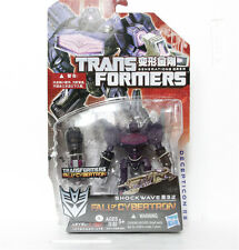 Transformers Fall of Cybertron FOC Generations Deluxe SHOCKWAVE  MISB NEW