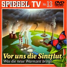 Vor uns die Sintflut - Was die neue Warmzeit bringt / DVD / Spiegel TV 13