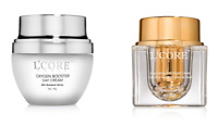L'core Paris 24k Night Cream + Free Oxygen Booster Day Cream $999