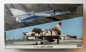 Hasegawa 1/72 00986 F-21A LION COMBO