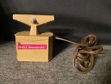 Vintage Nortronics Bulk Eraser Demagnetizer -Model QM-210