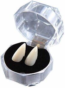 Vampire Fangs Teeth Dentures Halloween Cosplay Props Costume Accessories 17mm