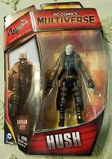 "Mattel DC Comics Multiverse  HUSH 4"" Figure Batman Arkham Origins new"