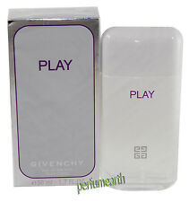 Play for Her Givenchy Eau de Toilette  1.7oz/50Ml Spray New In Box