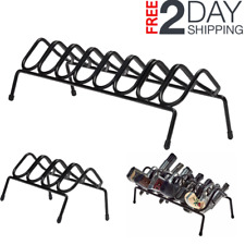 Handgun Rack Pistol Gun Stacking Revolver Safe Storage Stand Display Holder