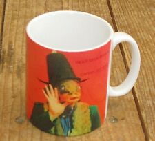 Captain Beefheart and his Magic Band Trout Mask Replica Advert MUG
