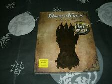 Prince of Persia Collectors Edition Strategy Guide Brand New Factory Sealed