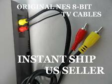 Nintendo NES System NES-001 TV Wire Video Game Cable RF Televison Connector Plug