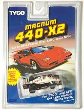 1992 TYCO 440-X2 HO Slot Car K-Mart Texaco Havoline Mansell F1 Indy 9055 Carded!