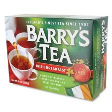 Barrys Breakfast Tea 80 Teabags, Delivered in 3-4 business days , exp 12/2018