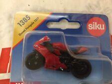 Siku 1385 Model Toy Ducati Panigale 1299 Motorcycle Motorbike Replica Model Toy