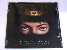 "Michael Jackson 45 & PS ""BEHIND THE MASK"" SEALED Vinyl - NM"