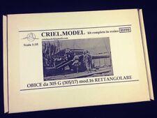 Italian Howitzer Obice da 305/17 mod.16 1/35 Resin CRIEL CRI.EL Crielmodel R090