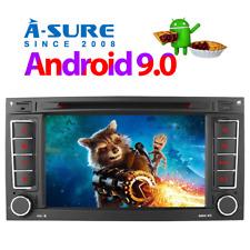 Android 9.0 DVD DAB Radio GPS SAT NAV WiFi 4g VW T5 MULTIVAN TRANSPORTER Touareg