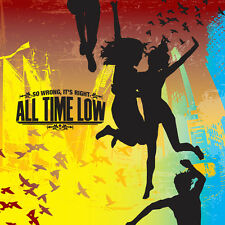 So Wrong It's Right - All Time Low (2007, CD NEUF)