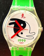 Swatch encaminado & rabat gk292 Design Sport coleccionista reloj de pulsera nuevo ungetragen