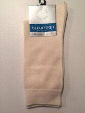 Chaussettes Bleuforet 6322 Laine et Soie Fab.Francaise Taille 39/41 Blanche
