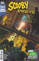 SCOOBY APOCALYPSE #27 DC COMICS DOO COVER A  1ST PRINT