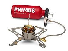 Primus Multifuel III Kocher Mehrstoffkocher incl. 0,6 L Flasche !