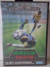 Mega Drive-World Cup Italia'90 (con embalaje original/sin instrucciones) 10633595