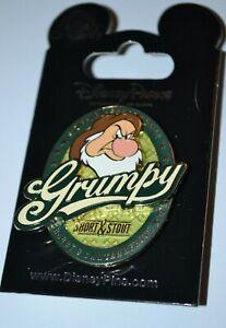 Disney Grumpy Short & Stout Vintage Series Pin 101170 HTF