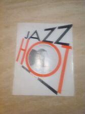 jazz hot N21 Revue Du Hot Jazz Club De France Mars 1948 Couverture Earl Hines
