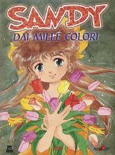 Sandy Dai Mille Colori Box (5 Dvd) Yamato Video Serie completa 25 episodi