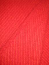 Édredons et couvre-lits lavable en machine rouge