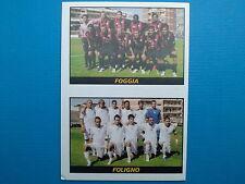 Figurine Calciatori Panini 2010-11 n.664 Squadra Foggia Foligno