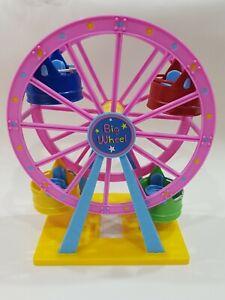 Peppa Pig Big Wheel Ferris Fairground Toy  ref1P33