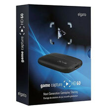 Elgato Game Capture Hd60 PVR-Juego Grabador Para Xbox360 Y Ps3 xb1 hasta 60 fps