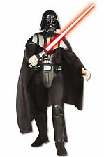 DARTH VADER ADULT MENS COSTUME One Size Cosplay Fancy Dress Rubies 888107 NEW