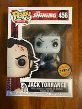 Funko Pop Jack Torrance 456 The Shining Chase Red Rum NIB New Movies