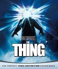 The Thing (1982) Region Free Blu Ray