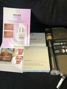 It Cosmetics 6 Piece Brush and Makeup Set