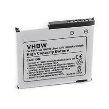 Batterie pour Fujitsu-Siemens Loox 700 710 718 720 ACCU