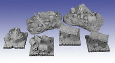 Scotia Grendel 25mm Miniature Treasure Piles works with Dwarven Forge