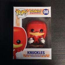 Funko Pop Sonic the Hedgehog KNUCKLES #08