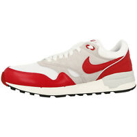 NIKE AIR ODYSSEY SHOES TRAINERS 652989-106 WHITE RED GREY MAX CLASSIC 90 95 1 BW