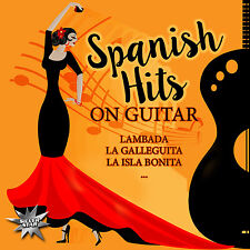 CD Spanish Hits On Guitar von Various Artists