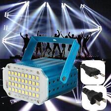 36x 5050 LED DJ Strobe Flash Color Concert Club Party Disco Bar KTV Stage Lights