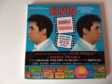 ELVIS PRESLEY CD FTD DOUBLE TROUBLE FOLLOW THAT DREAM CLASSIC ALBUM 7""