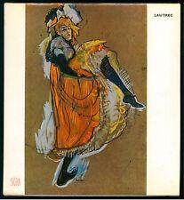 LASSAIGNE JACQUES LAUTREC SKIRA 1953 LE GOUT DE NOTRE TEMPS ARTE IMPRESSIONISMO