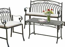 Steel Rectangle Garden & Patio Tables