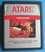 Atari 2600 Vanguard 1987 Re-Released Game *Cleaned & Tested* CX2669
