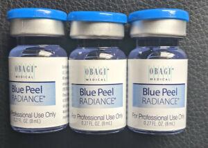 Obagi Blue Peel Radiance Professional skin peel - 3 x 8ml vials