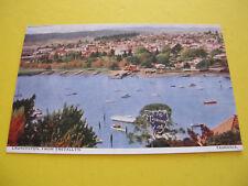 Launceston from Trevallyn Tasmania Postcard
