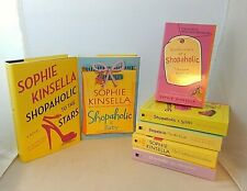 Sophie Kinsella Lot Of 7 Books Shopaholic Confessions Ties The Knot Baby Stars