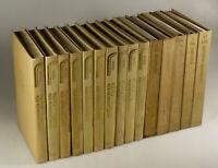 PRL) GRANDE ENCICLOPEDIA MAGLIA E CUCITO 1978 CURCIO 10 VOL + 5 UNCINETTO FERRI